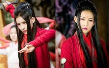 Ngất ngây với ma nữ áo đỏ đẹp long lanh trong phim Hoa ngữ