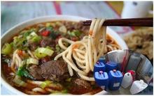 Kinh hoàng phát hiện mỳ Trung Quốc chứa chất độc chết người