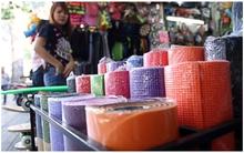 Thảm tập yoga Trung Quốc chứa độc chất bày bán tràn lan tại TP.HCM