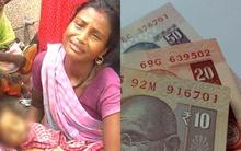Mẹ khóc ngất bên thi thể con 10 tháng vì không có tiền... hối lộ bác sĩ