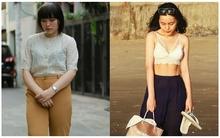 Giảm liền 14kg, cô nàng này đã trở thành nàng mẫu hot nhất bây giờ