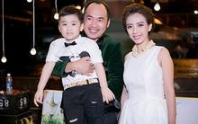 Vợ chồng Thu Trang hiếm hoi đưa con trai cưng đi sự kiện