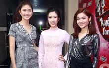 Hoa hậu Mỹ Linh tái ngộ Á hậu Thùy Dung và Thanh Tú