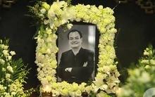 Đám tang nhạc sĩ Thanh Tùng có đông đảo nghệ sĩ đến tiễn đưa
