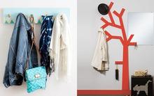 2 cách tự chế móc treo đồ tiện lợi làm đẹp cho ngôi nhà