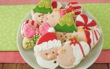 Làm và trang trí bánh quy đón Giáng sinh siêu xinh nhé!
