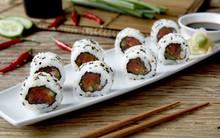 10 công thức cực chuẩn cho bạn 10 món sushi ngon tuyệt