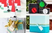 4 cách đơn giản làm hộp quà xinh lung linh tặng bạn mùa Noel!