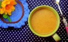 Ấm nồng ly trà sữa kiểu Ấn cho ngày không khí lạnh tràn về