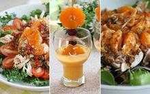 3 món ngon từ trái quýt ngon lành mà giúp giảm cân nhanh