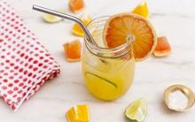 Cách pha một ly nước cam ngon tuyệt đỉnh và bổ dưỡng