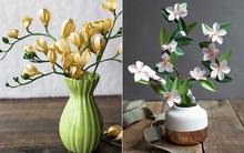 2 cách làm hoa giấy đẹp mà dễ bạn nên bắt tay vào làm ngay
