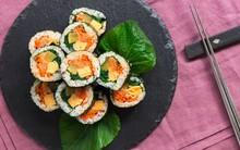Cơm cuộn đầy sắc màu: Làm dễ ăn ngon
