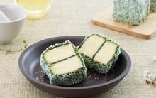 Lamington trà xanh - biến tấu cho món bánh trứ danh từ nước Úc