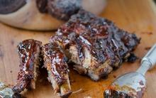 Món ngon cuối tuần: Sườn nướng BBQ