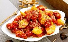 Gà sốt chua ngọt ngon cơm cho cả nhà tấm tắc