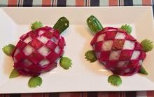 3 cách nhanh - gọn đẹp bày trái cây cho mâm cỗ đón Trung thu thêm rộn ràng