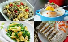 """12 món trứng cực đơn giản nhưng sẽ giúp bạn """"ghi điểm"""" trong mắt cả nhà"""