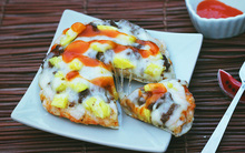 Làm bánh pizza bằng nồi cơm điện ngon như nhà hàng thật dễ