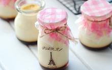 Pudding trứng sữa mát lạnh ngon ngất ngây