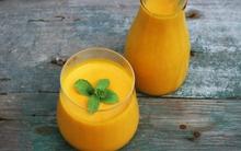 Làm sữa bí đỏ: Món đồ uống dinh dưỡng cho ngày mới năng động