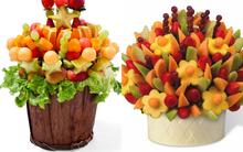 Những cách sắp xếp trái cây dễ làm mà ấn tượng giúp bạn ghi điểm khi nhà có khách