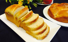 Không cần phải nhào bột cũng làm được bánh mì mềm ngon thơm phức
