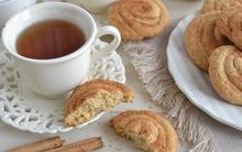 Bánh quy vị quế nhâm nhi trà chiều siêu lãng mạn