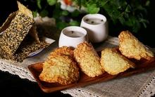 1 công thức cho 2 loại bánh quy ngon giòn tuyệt đỉnh chuẩn bị đón năm mới