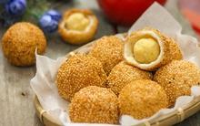 """Làm bánh rán lúc lắc nóng hổi - món bánh đang """"hot"""" trên các diễn đàn ẩm thực"""