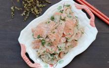 15 phút có ngay món ngon từ cá hồi sang chảnh như nhà hàng