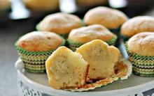 Bánh muffin sầu riêng thơm lừng ai cũng mê mẩn