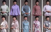 Tăm tia 15 bộ trang phục từ