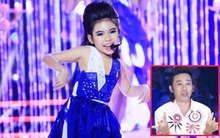 """""""Selena Gomez"""" 9 tuổi xinh hút hồn làm Hoài Linh phải tranh nhận xét"""