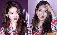 Park Shin Hye xuất hiện với gương mặt gầy hóp