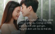 Hoàng Oanh - Huỳnh Anh: Chuyện về cặp đôi ngôn tình của showbiz Việt