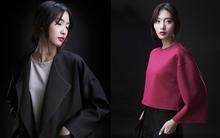 Nhấn nhá đơn giản mà dễ đẹp cho trang phục màu tối sang trọng
