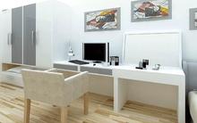 Tư vấn chi tiết cách  bố trí và chọn nội thất cho phòng ngủ 12m²