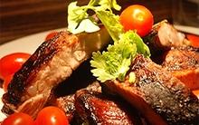 Sườn nướng barbecue cho chủ nhật quây quần