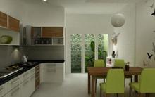 Phòng bếp và cách phân chia không gian