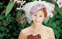 Lee Soo Kyung làm cô dâu đẹp xinh