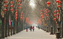 Du lịch Trung Quốc mùa xuân