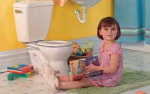 Những đồ dùng xinh xắn cho nhà tắm trẻ em