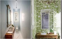 Mẫu phòng tắm đẹp với diện tích nhỏ