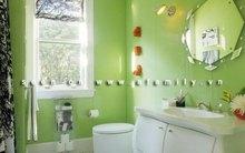 Mẹo nhỏ biến phòng tắm đẹp như của khách sạn 5*