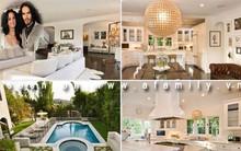 Ngôi nhà đang rao bán của vợ chồng Katy Perry