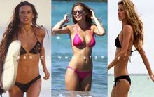 Những sao mặc bikini đẹp nhất thế giới