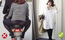 Mặc đúng, mặc đẹp với 4 loại quần ôm sát: quần tất - legging - tregging - skinny