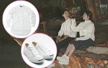 Hai tập cuối, Song Joong Ki khiến fan phát sốt với loạt quần áo hàng hiệu