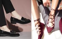 6 kiểu giày khó có thể vắng mặt trong tủ đồ của các nàng công sở